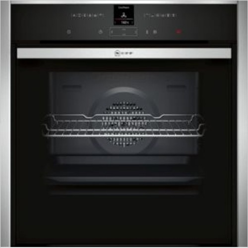 Neff Clearance Sale - N90 Built in Oven with added Steam