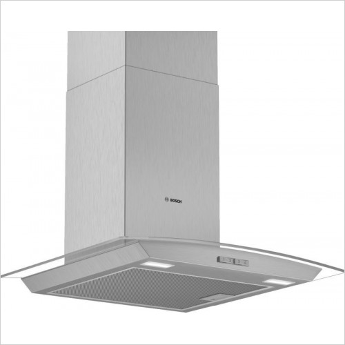 Bosch Built in - Serie 4 60cm Wide Box Design Cooker Hood