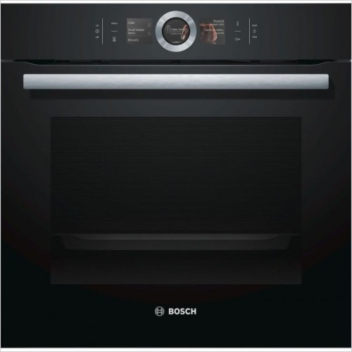 Bosch Built in - Serie 4 Double Oven
