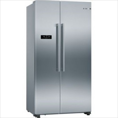 Bosch - Serie 4 178 x 91cm USA Style Side By Side Fridge Freezer