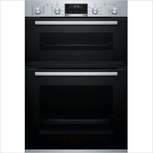 Bosch - Serie 6 Double Oven