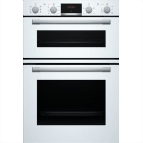 Bosch - Serie 4 Double Oven
