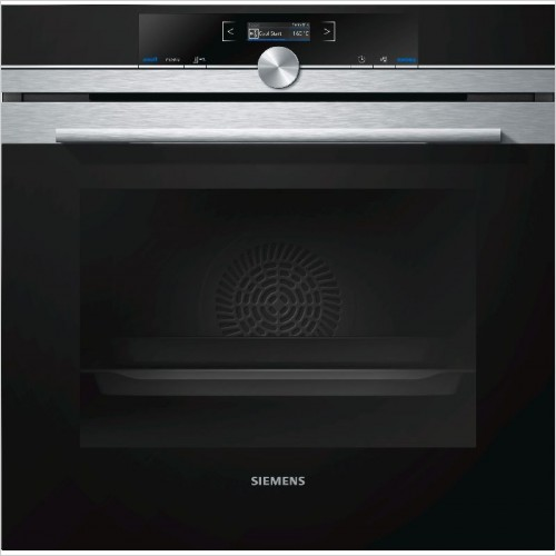 Siemens - iQ700 Single Multifunction Oven, ActiveClean