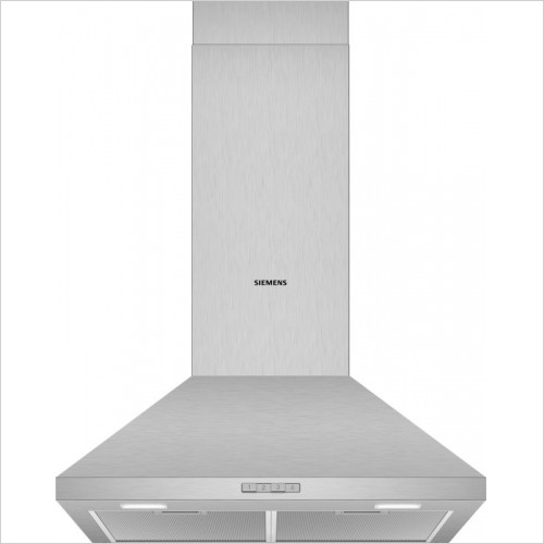 Siemens - iQ100 Pyramid Chimney Hoods 60cm Wide
