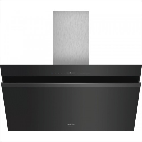 Siemens - iQ700 Angled Glass Wall Hood