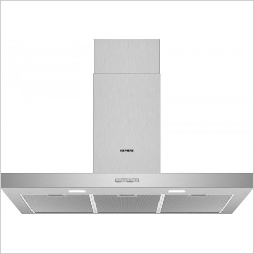 Siemens - iQ100 Box Chimney Hoods 90cm Wide