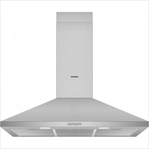Siemens - iQ100 Pyramid Chimney Hoods 90cm Wide