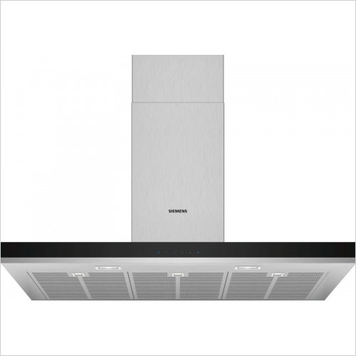 Siemens - iQ300 Box Chimney Hoods 90cm Wide
